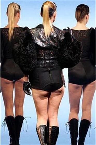 Bu kadınlardan biri Kate Moss, biri 26 diğeri ise 56 yaşında.